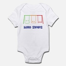 Mood Swings Infant Bodysuit
