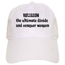 Religion Weapon Baseball Cap