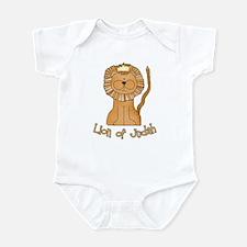 Lion of Judah Baby Onesie