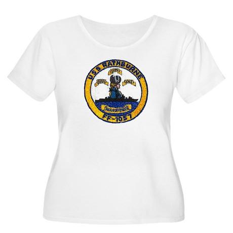 USS RATHBURNE Women's Plus Size Scoop Neck T-Shirt