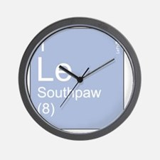 Element Southpaw Wall Clock