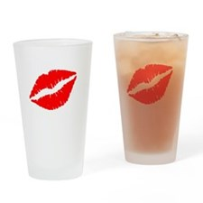 Lefties will love you right! Drinking Glass