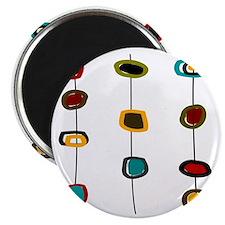 MCM art 99 PILLOWS CLOCKS Magnet