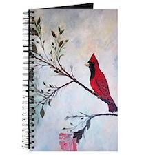 Sweet Red Cardinal Journal