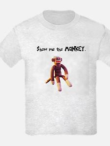 Show Me the Monkey T-Shirt