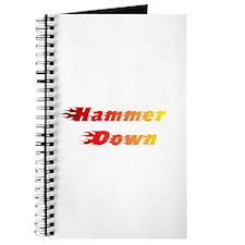 Hammer Down Journal