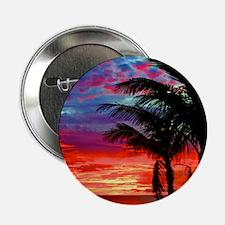 """Deep Purple Captiva Sunset Sky 2.25"""" Button"""
