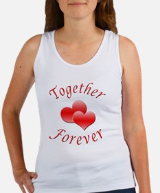 Together Forever Women's Tank Top