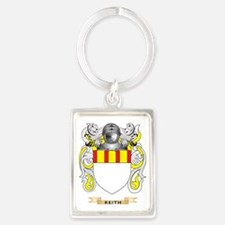 Keith Coat of Arms (Family Crest Portrait Keychain