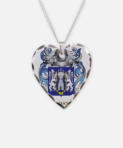 Kelly-(England) Coat of Arms  Necklace