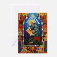 St. Bede Greeting Card