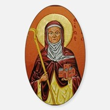 St. Hilda of Whitby Decal