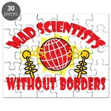 Mad Scientists Without Borders Puzzle