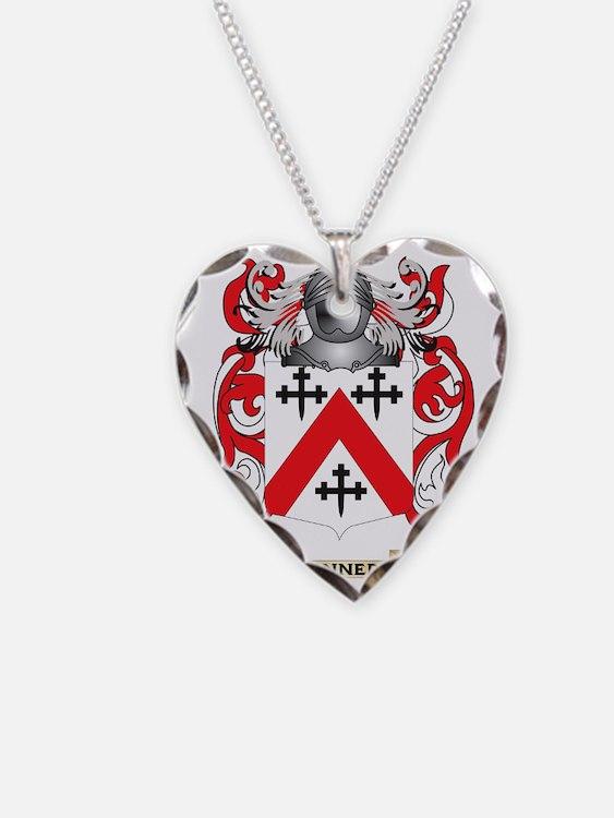 Kennedy-(Scottish) Coat of Ar Necklace