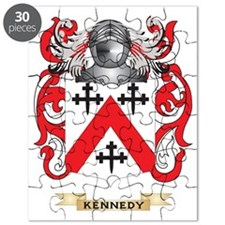 Kennedy-(Scottish) Coat of Arms (Family Cre Puzzle