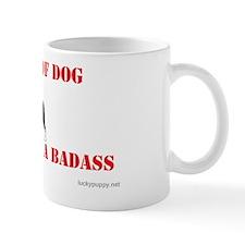 Beware of Dog Mug
