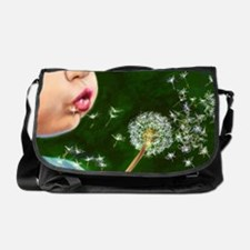 Make a Wish Messenger Bag
