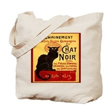 chatnoir3shower Tote Bag