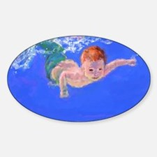 The Little Little Mermaid Decal