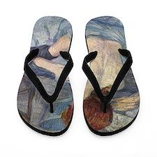 latoiletteshower Flip Flops