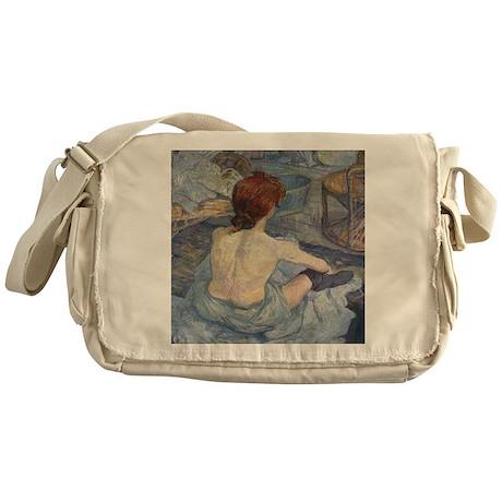 latoiletteshower Messenger Bag