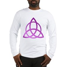 TRIQUETRA Long Sleeve T-Shirt