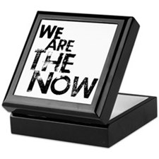 We Are The Now Keepsake Box