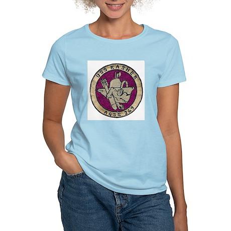 USS RASHER Women's Light T-Shirt