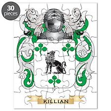 Killian Coat of Arms (Family Crest) Puzzle