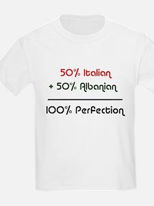 Italian & Albanian T-Shirt