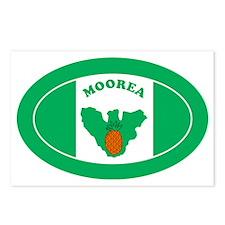 Moorea Postcards (Package of 8)