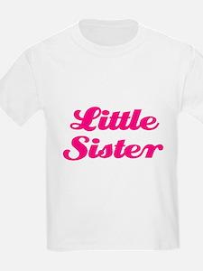 Little Sister (pink) T-Shirt