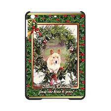 Welsh Corgi Pembroke Christmas iPad Mini Case