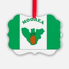 Moorea Ornament