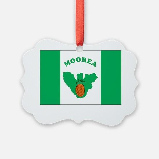 Moorea Ornament
