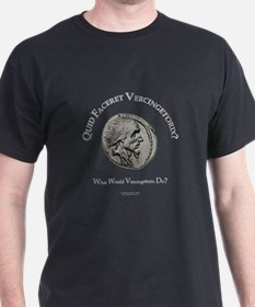 Vercingetorix (Latin/English) T-Shirt