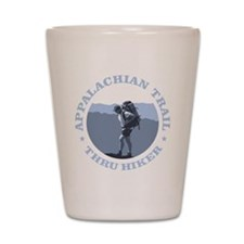 Appalachian Trail -Thru Hiker Shot Glass
