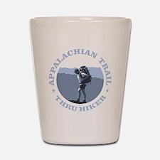 Appalachian Trail -Thru Hiker Shot Glass