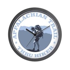 Appalachian Trail -Thru Hiker Wall Clock