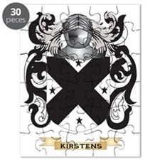 Kirstens Coat of Arms (Family Crest) Puzzle