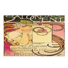Salon des Cent Postcards (Package of 8)