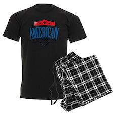 American Resto Mods Simple Log Pajamas