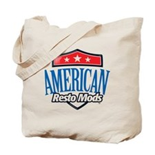 American Resto Mods Simple Logo Tote Bag