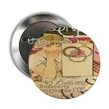 """Salon des Cent 2.25"""" Button"""