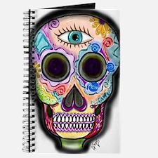 Skull - Eye Journal