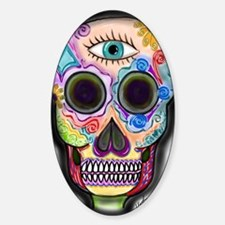 Skull - Eye Decal