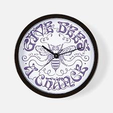 bees-chance2-LTT Wall Clock