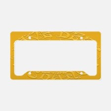 bees-chance2-OV License Plate Holder
