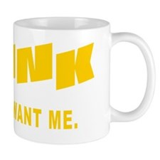 blink-yellow Mug
