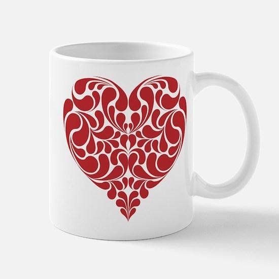 Real Heart Small Mug